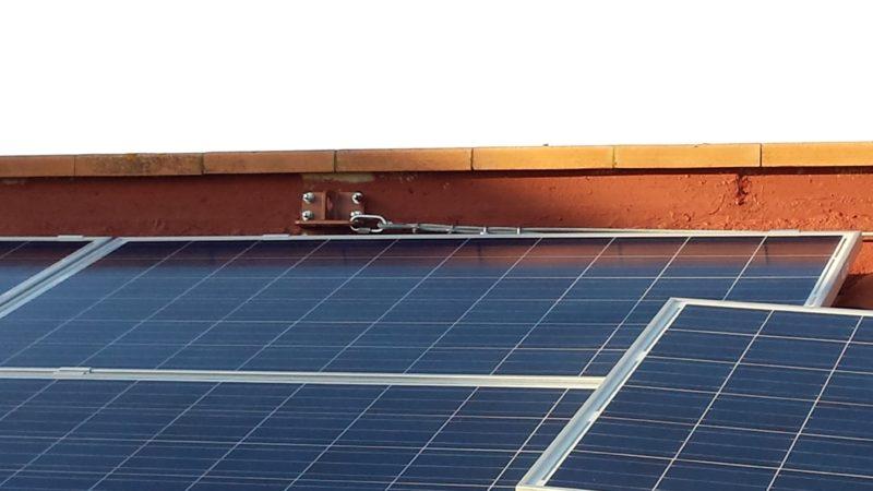 Impianto Fotovoltaico e Sistemi anticaduta